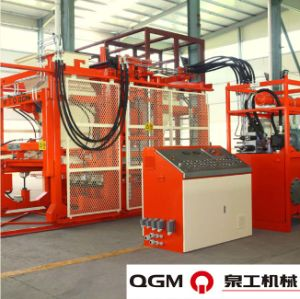 China No. 1 Manufacture Qgm Best Selling Concrete Block Machine T10 pictures & photos
