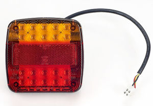 Truck/Semi Trailer LED Tail Lamp pictures & photos