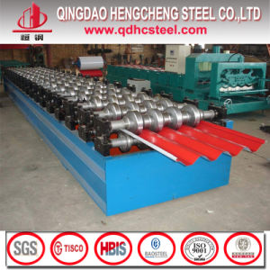 Color Coated Zinc Corrugated Steel Roofing Sheet pictures & photos