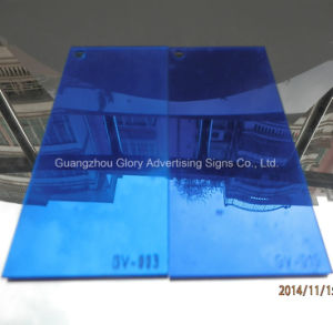 High Transparency Silver Acrylic Mirror Sheet pictures & photos
