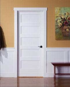 Exterior Wooden Door, Interior Door, Bed Room Door, Solid Wood Door pictures & photos