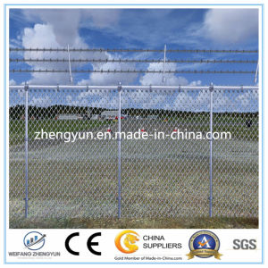 High Security Anti Climb Fence Airport Security Fence (factory) pictures & photos