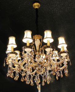 Phine 10 Arms Modern Swarovski Crystal Decoration Pendant Lighting Fixture Lamp Chandelier Light pictures & photos