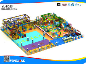 Indoor Playground of Soft Slide pictures & photos