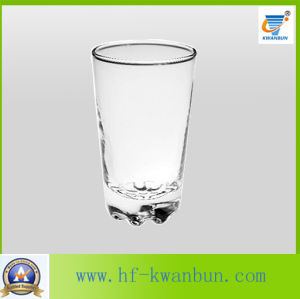 Clear Glass Cup High Quality for Beer and Drinking Kb-Hn0297 pictures & photos