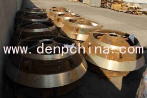 Denp Symons Concave&Mantle/Symons Crusher Concave/Symons Spare Parts pictures & photos