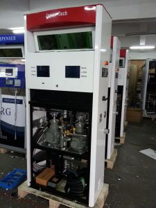 Two Nozzles LPG Dispenser with LED Display (RT-LPG124A) LPG Dispenser pictures & photos