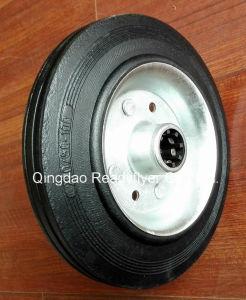 Steel Wheelie Bin Wheel pictures & photos