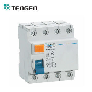 CE Approved ID 4p Electro Magnetic Earth Leakage Circuit Breaker pictures & photos
