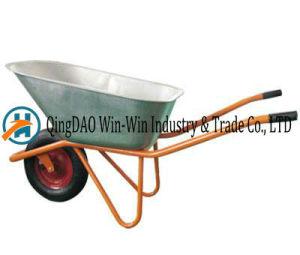 Wheelbarrow Wb8600hr PU Wheel Wheel pictures & photos