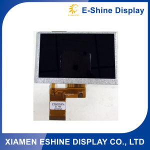 4.3 TFT resolution 480X272 high brightness 450mcd with Touch screen pictures & photos