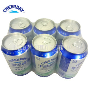 Cheerday Brewery 330ml *6 PCS Abv3.1% Refreshing Canned Lager Beer pictures & photos