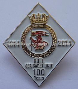 Nickel Plating & Soft Enamel Lapel Pin (MJ-PIN-106) pictures & photos