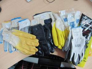 Heavy Duty Nitrile Coated Jersey Glove pictures & photos