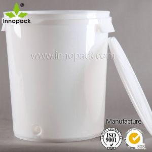 30L Plastic Pail for Home-Brew pictures & photos