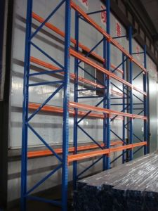 Heavy-Duty Warehouse Storage Pallet Rack / Selective Rack / Beam Rack pictures & photos