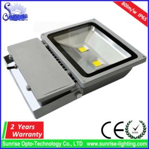 Outdoor 8000lm 100W LED Flood Light Fixture CE&RoHS