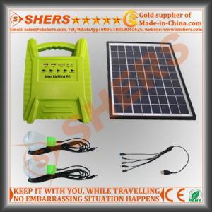 Solar Lighting System 10W pictures & photos
