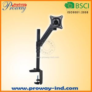 Single Monitor Arm Stand for 13′′-27′′ Screens pictures & photos