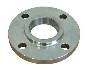 En1092-1 Galvanized Threaded Flanges for Water System, Pn6 Pn16 Dn15 - Dn2500 Flanges pictures & photos
