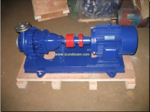 Ih Centrifugal Chemical Pump for Waste Water Treatment pictures & photos
