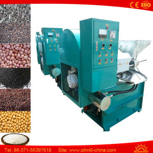 6yl-120 Sunflower Seed Cotton Coconut Castor Flax Oil Press Machine pictures & photos