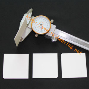 High Temperature Resistance Insulating 95% Alumina Ceramic Piece