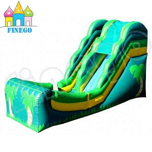 Inflatable Water Park Amusement Park Slip Slide pictures & photos