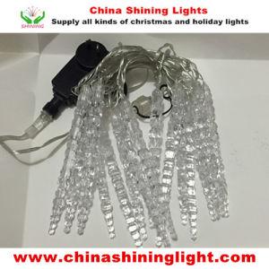 Popular Shining 19cm Ice Decoration LED Holiday Light pictures & photos