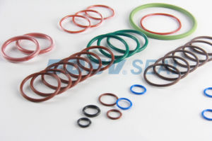 PTFE FEP Encapsulated Silicone FKM Viton O Ring/O-Ring pictures & photos