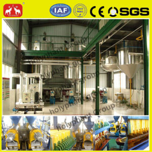 1-100t/D Engineer Available Soybean Oil Manufacturing Equipment pictures & photos