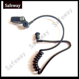 Black Air Tube Kit for 2 Wire Suveillance Kit Earphone pictures & photos