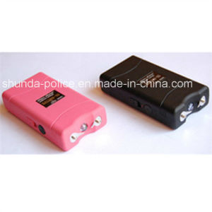 2017 Best Quality Aluminium Self Defense Stun Gun for Lady pictures & photos