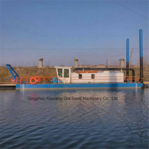 Kaixiang Cutter Section Dredger with ISO9001 Certificate pictures & photos