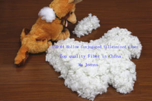 15d*64 Hollow Conjugated Siliconized Polyester Staple Fiber