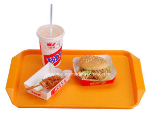 Plastic School Serving Tray / Fast Food Tray pictures & photos