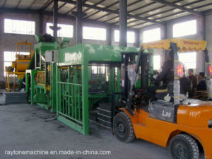 Fully Automatic Block Making Machine Qt10-15 pictures & photos