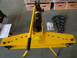 Steel Portable Hydraulic Pipe Bender pictures & photos