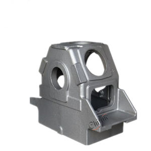 Factory Foundry Machinery Metal Cast/Casting Body Part for Compressor pictures & photos