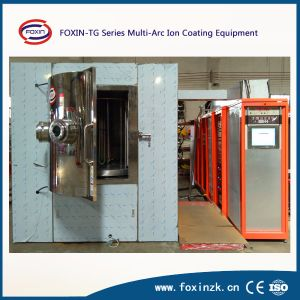 Sputtering Magnetron Vacuum Coating Machine pictures & photos