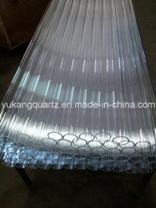 High Temperature Long Length Clear Quartz Glass Tube pictures & photos