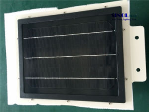 5W Integrated Motion Sensor Solar LED Garden Lamp pictures & photos