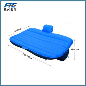 Promotional Adult Size Inflatable Car Air Sleeping Bed pictures & photos