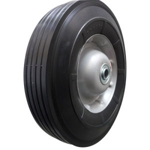 "10inch 10""X2.75"" Semi-Pneumatic Solid Rubber Wheel pictures & photos"