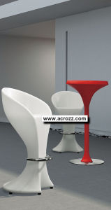 Rotation Plastic Furniture Bar Stool pictures & photos