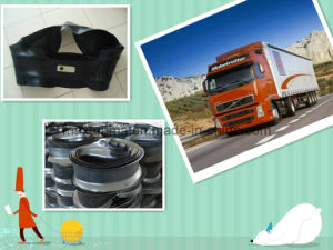 1200-20 Truck Tyre Flap with Metal Sheet pictures & photos