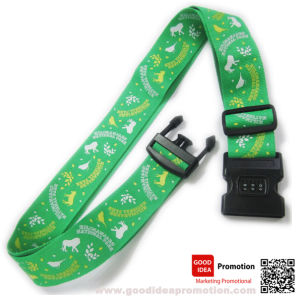 Hot Sale Combination Tsa Approved Lock Luggage Secure Strap Belt pictures & photos