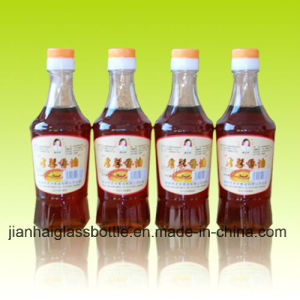 250ml Ground Sesameseed Oil Glass Bottle with High Leakproofness pictures & photos