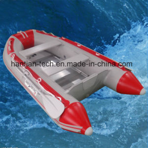 Aluminum Floor Raft Boat with CE Approval (HT300) pictures & photos
