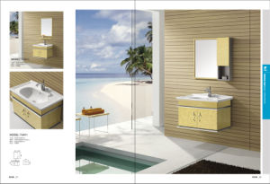 Hot Sell Item Stainless Steel Bathroom Cabinet (T-9411) pictures & photos